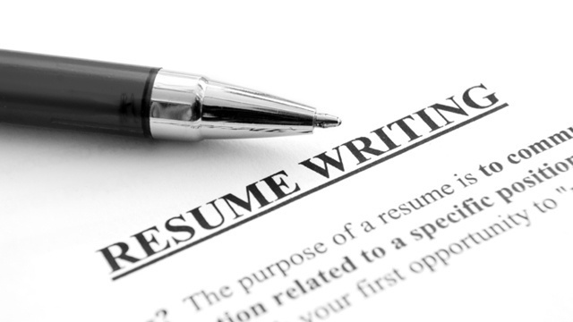 Tips for building the perfect resume
