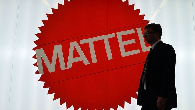 Blue Christmas Mattel plunges on weak toy sales