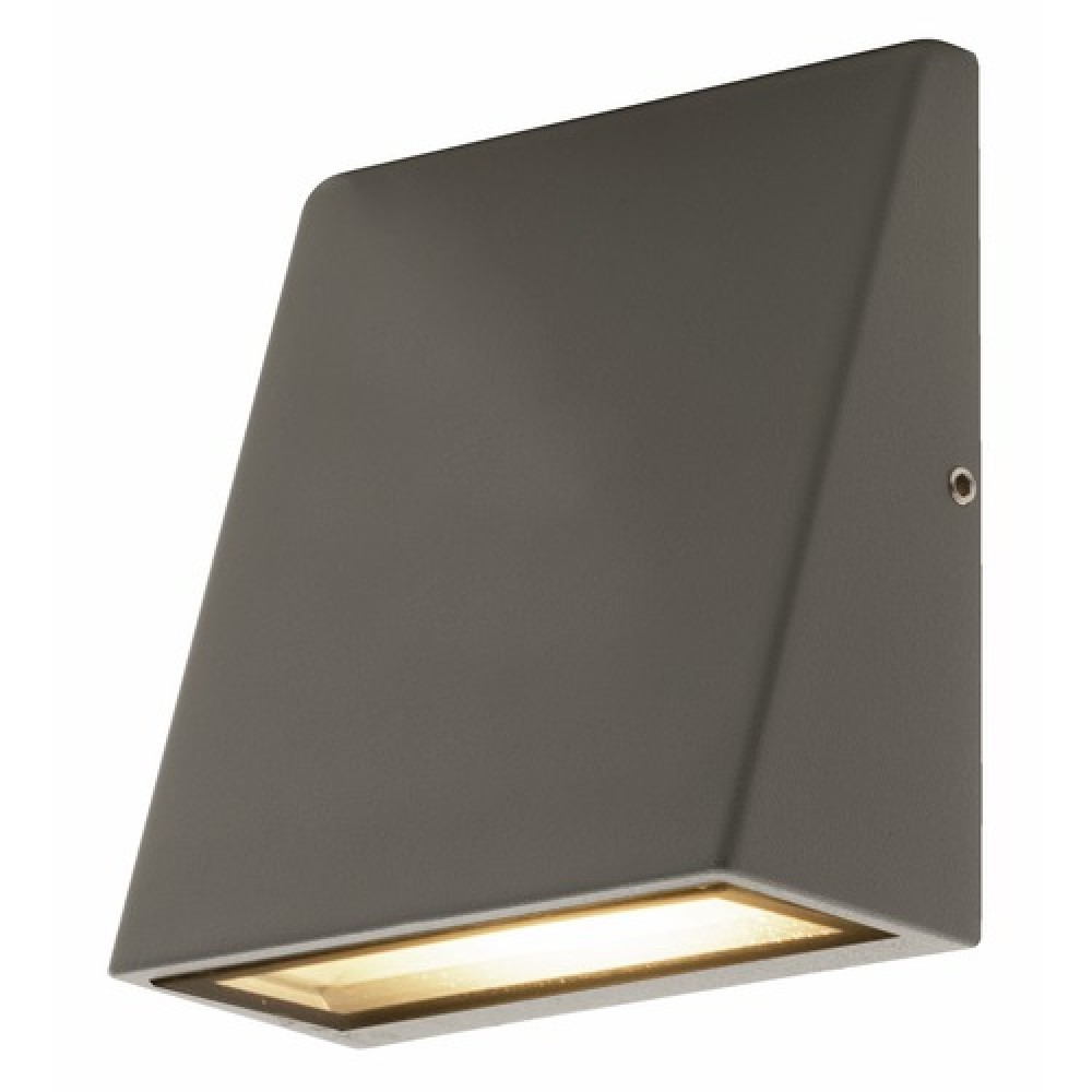 Applique Exterieur Led Applique Murale Extérieure Led Wedge Wall Light Luceco Sur Bricozor