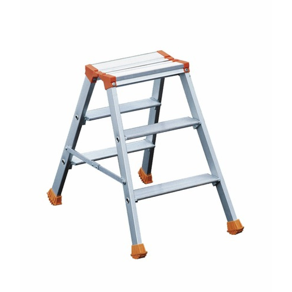 Tabouret 2 Marches Marchepied De Chantier Mpc 4 Marches Tubesca Sur Bricozor