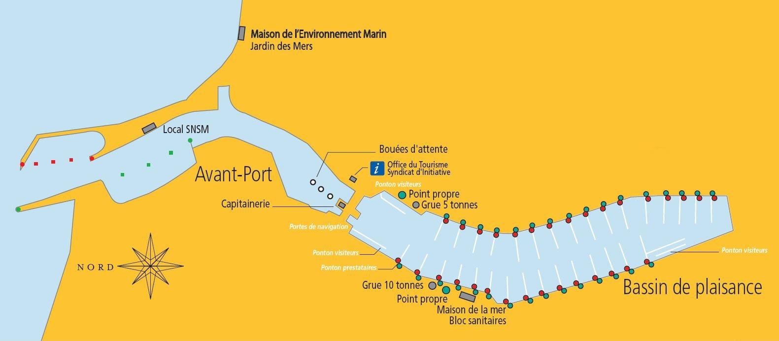 Port de plaisance saint valery en caux loisirs - Saint valery en caux restaurant du port ...