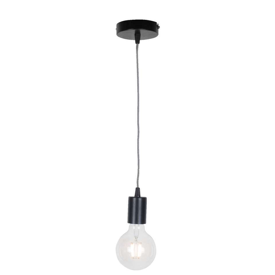 Suspension Moderne Suspension Moderne Noire