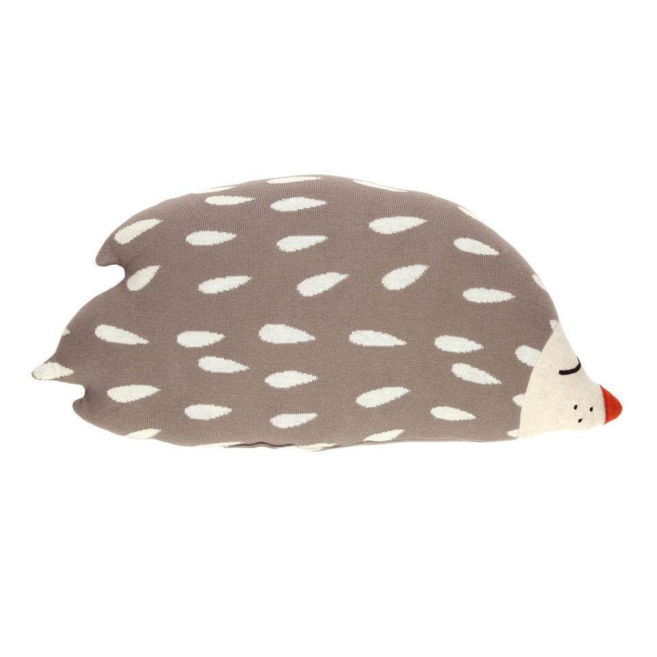 Herisson Dalle Exterieur Art For Kids Grand Coussin D Enfant Hérisson 50x27cm