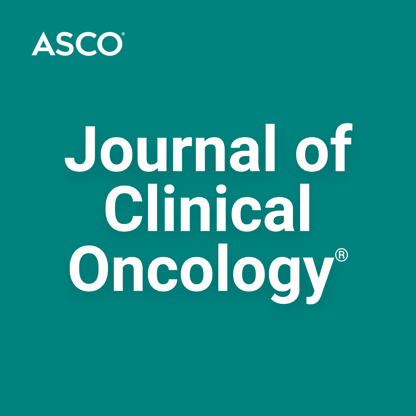 Journal Of Clinical Journal Of Clinical Oncology
