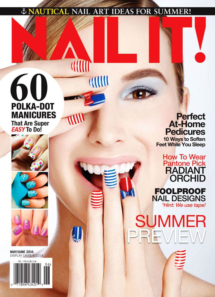 COVERS-EDITORIAL - Beauty Hair Celebrity Fashion Lifestyle