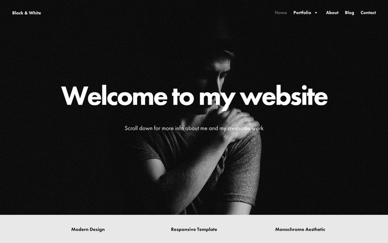 Creative Website Templates - liveBooks