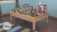 Kidkraft airport express train set and table costco