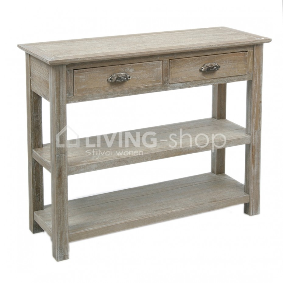 Meuble De Drapier Table Drapier Campagnard Vente En Ligne Living Shop Fr Boutique Web