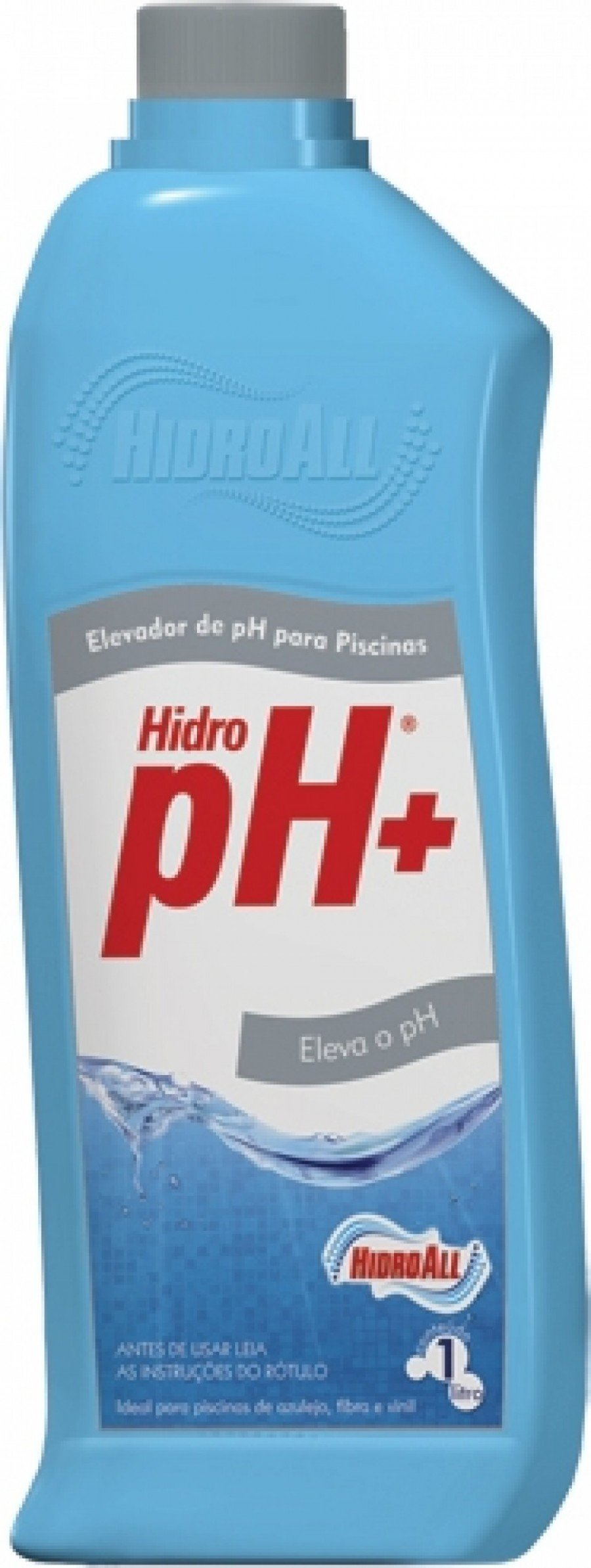 Ph Piscinas Elevador De Ph Liquido Para Piscinas Hidrosan Ph 1l