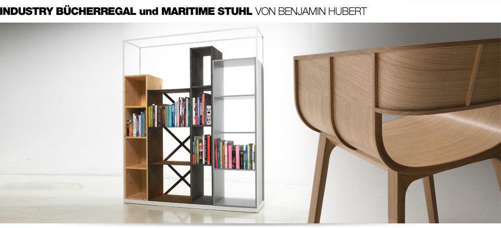 Asymmetrischer Stuhl Casamania - Design