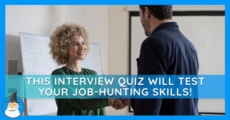Could You Pass This Interview and Land a Job? MagiQuiz