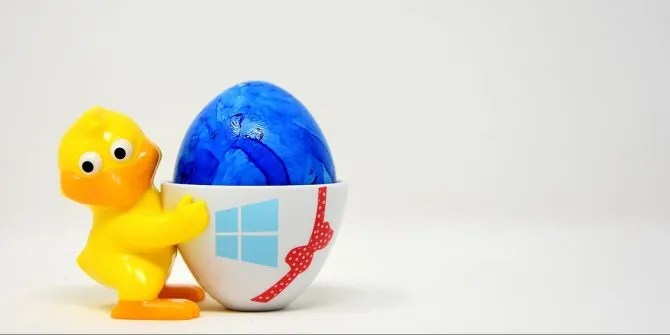 11 Weird Windows Bugs and Easter Eggs You Have to See