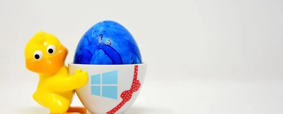 11 Weird Windows Bugs and Easter Eggs You Have to See - microsoft word easter egg