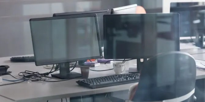 How to Use Two Monitors 3 Steps to a Multiple Monitor Setup - multi screen display