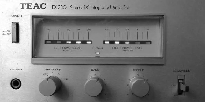 Quality Sound On The Cheap - Buying Vintage Audio Equipment