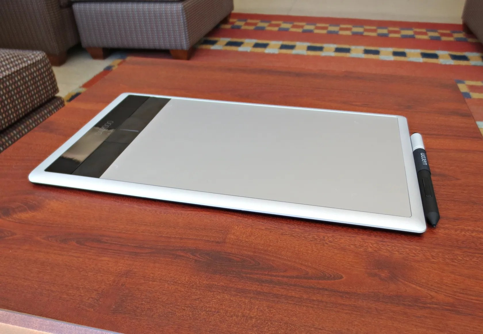 Bamboo Tablet Wacom Bamboo Create Pen And Touch Tablet Review And Giveaway