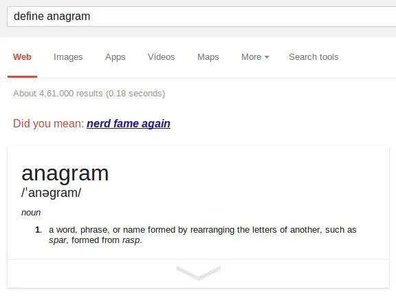 Ten Google Easter Eggs You Missed Somehow - microsoft word easter egg