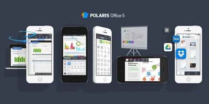 Polaris Office 5 Brings Spellcheck, Better Microsoft Office Support