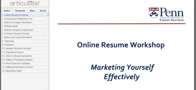 How To Write A Resume With The Help Of 8 Ivy School Guides - cornell sample resume