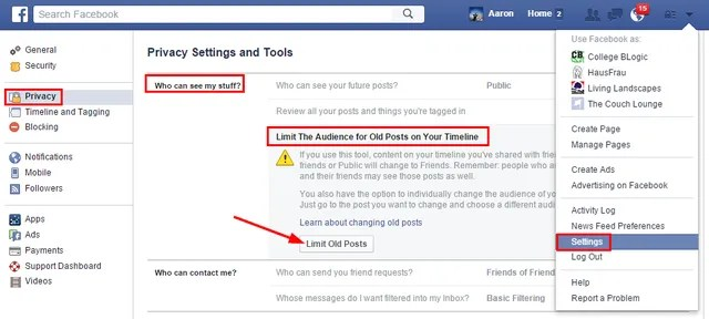 5 Tools To Help You Find Anything In Your Facebook Timeline