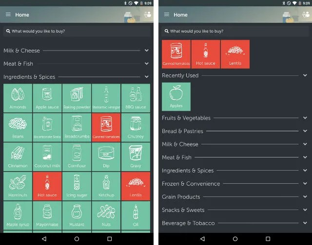 Going Grocery Shopping? Top 5 Android Shopping List Apps - supermarket listing