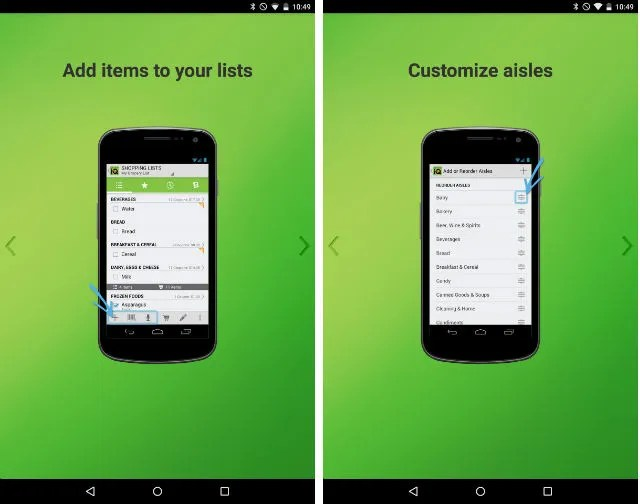 Going Grocery Shopping? Top 5 Android Shopping List Apps - grocery calculator online