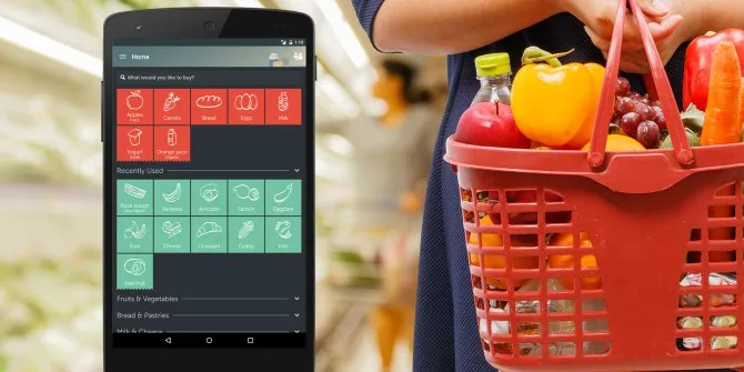 Going Grocery Shopping? Top 5 Android Shopping List Apps