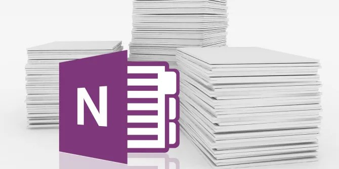 How to Use OneNote Templates to Be More Organized - one note templates