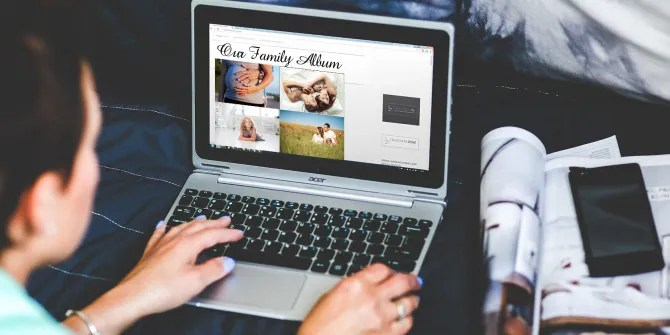 Online Photo Albums Where to Host Them for Free