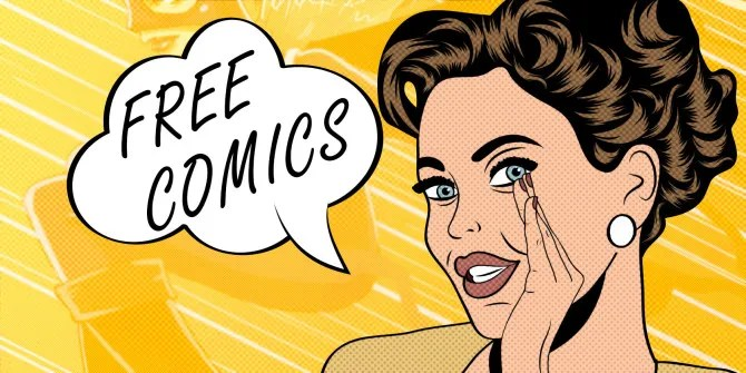 6 of the Best Ways to Read Comics Online for Free