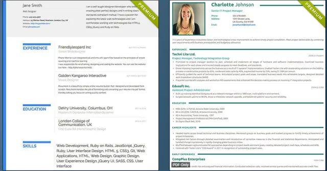 linkedin export cv pdf