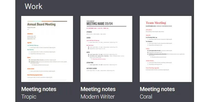 12 Best Meeting Minutes Templates for Professionals - minutes of meeting word template