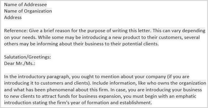 15 Business Letter Templates for Microsoft Word to Save You Time - word letter