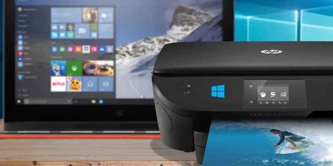 How to Set Up Your Printer in Windows 10