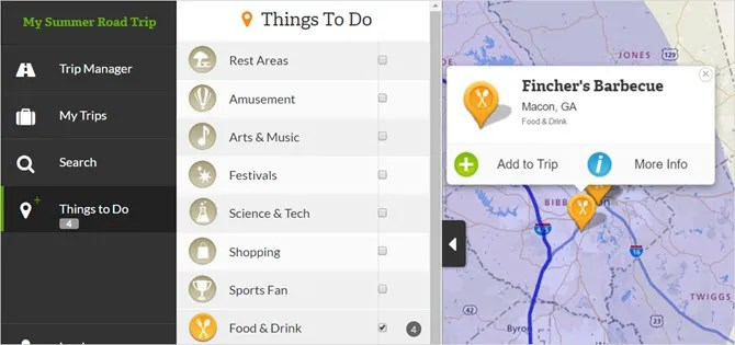 8 Awesome Road Trip Planners for Your Next Adventure - trip maker software