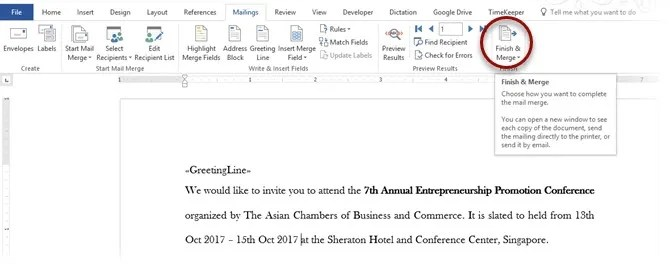 How to Send Personalized Mass Emails in Outlook With Mail Merge - personalized e mail