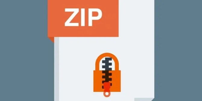 Why It\u0027s Important to Password-Protect ZIP Files