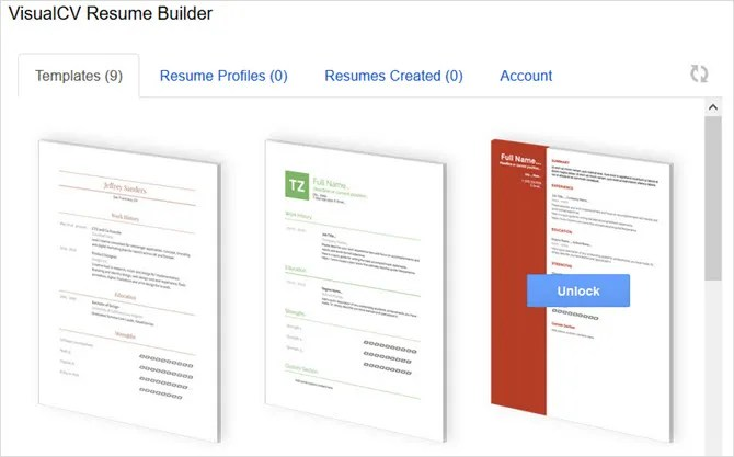 6 Google Docs Resume Templates for All Styles and Preferences - Google Docs Resume Templates