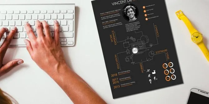 Find the Perfect InDesign Resume Template to Showcase Your Skills