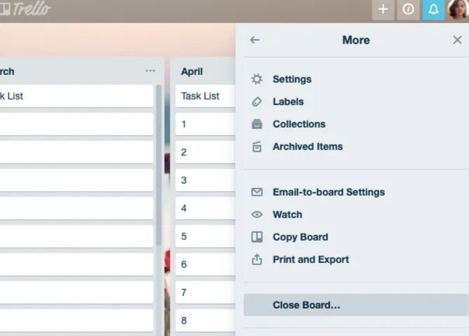 How to Clean and Declutter Your Trello Boards 5 Simple Tips