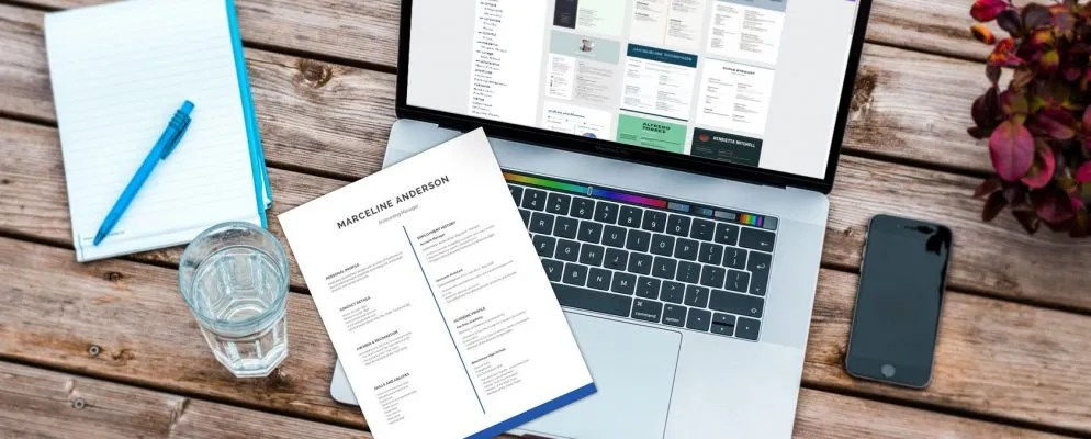 How to Find the Perfect Resume for You on Canva