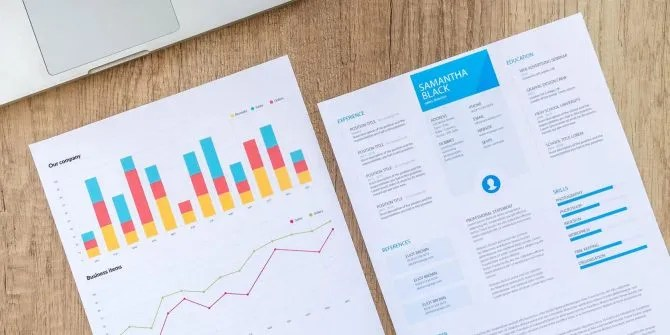 How to Create a Resume From Scratch Using Canva