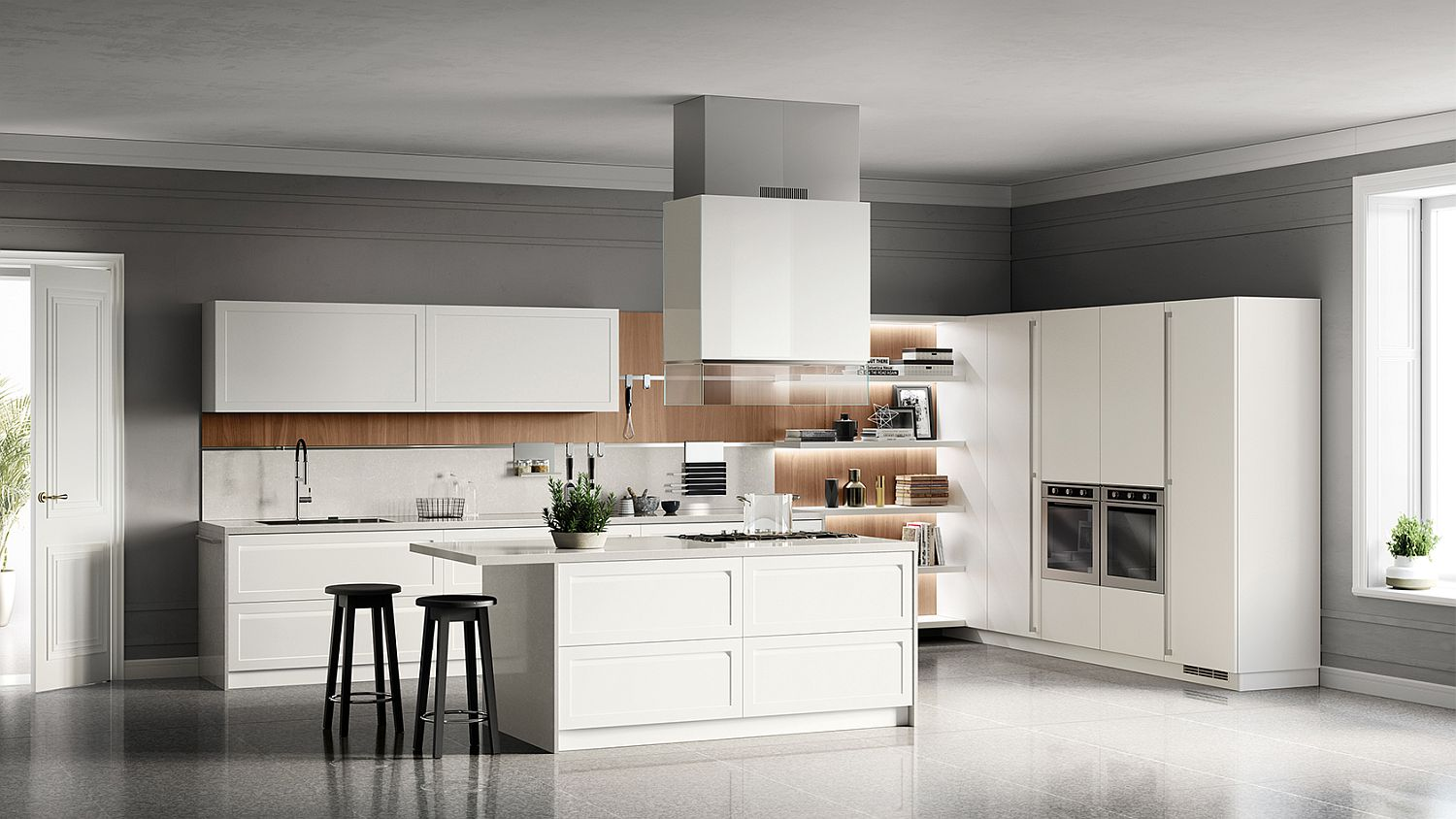 Cucina Scavolini Toys Living Carattere Sophisticated And Minimal Spaces