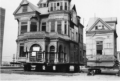 The Lost Victorian Mansions Of Downtown La