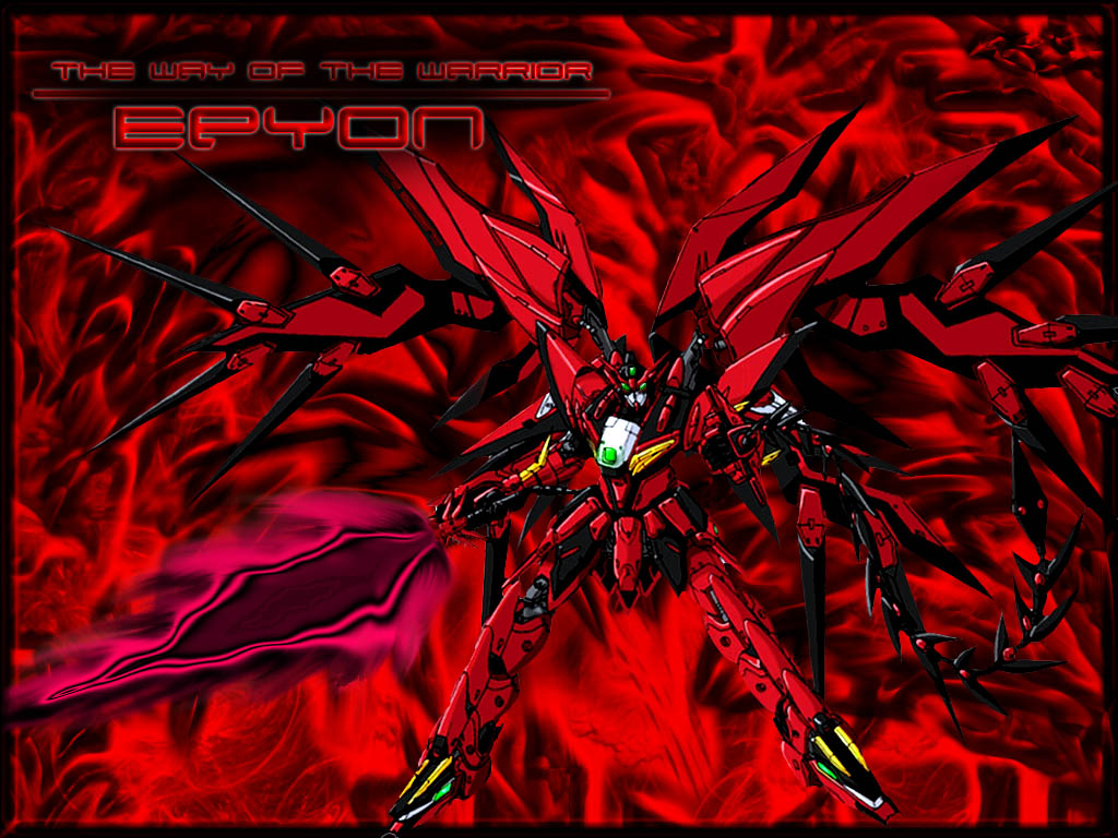 Red Devil Hd Wallpaper Mobile Suit Gundam Wing Wallpaper Epyon The Way Of The