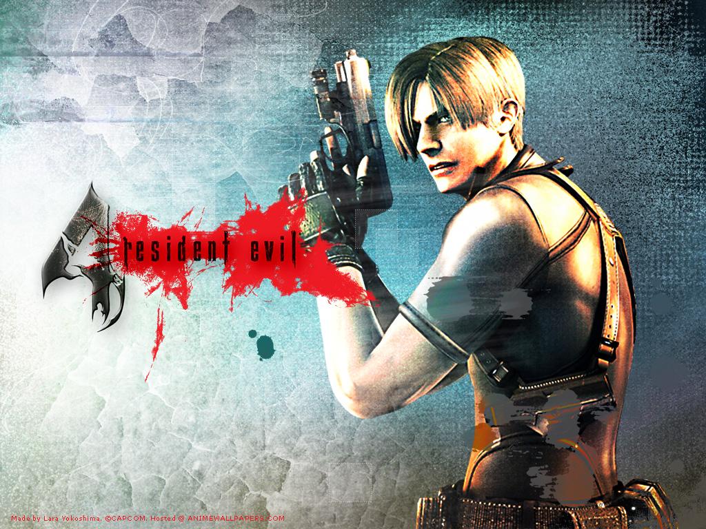 Leon S Kennedy Hd Wallpaper Resident Evil 4 Wallpaper Agent Leon S Kennedy Minitokyo