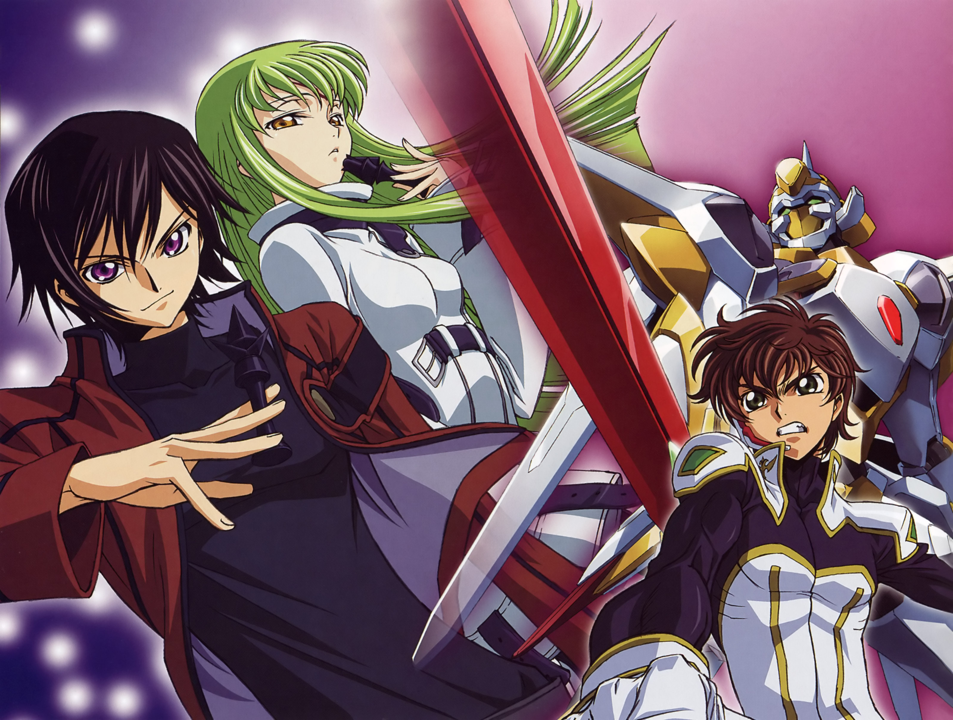 Lelouch Wallpaper 3d Lelouch Of The Rebellion The 2 Chess Players Minitokyo