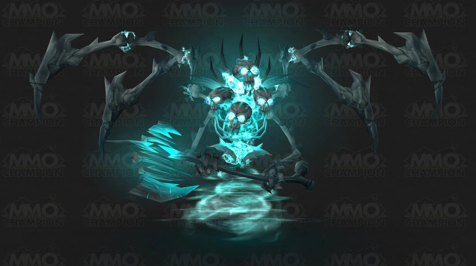Fall Of The Lich King Wallpaper Mmo Champion Lord Marrowgar