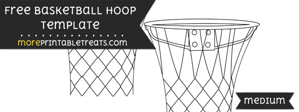 basketball net template - Canasbergdorfbib