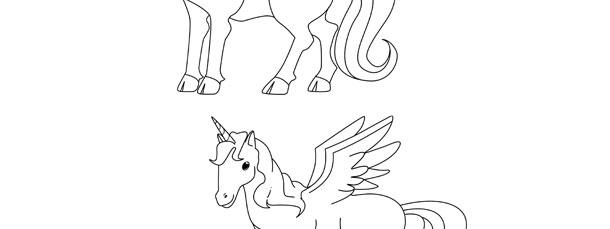 Unicorn Template \u2013 Medium
